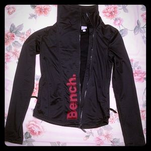 Bench workout slimming jacket